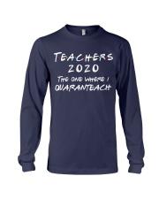 Teachers 2020 - I QUARANTEACH Long Sleeve Tee thumbnail