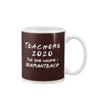 Teachers 2020 - I QUARANTEACH Mug thumbnail