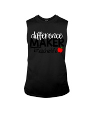 Teacher Difference Maker Sleeveless Tee thumbnail