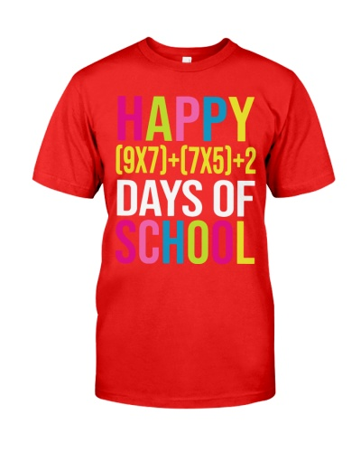 HAPPY 100 DAY OF SCHOOL