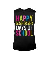 HAPPY 100 DAY OF SCHOOL  Sleeveless Tee thumbnail