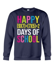 HAPPY 100 DAY OF SCHOOL  Crewneck Sweatshirt thumbnail