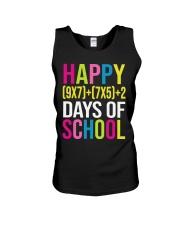 HAPPY 100 DAY OF SCHOOL  Unisex Tank thumbnail
