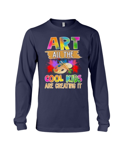 Art All The Cool Kids Are Creating it
