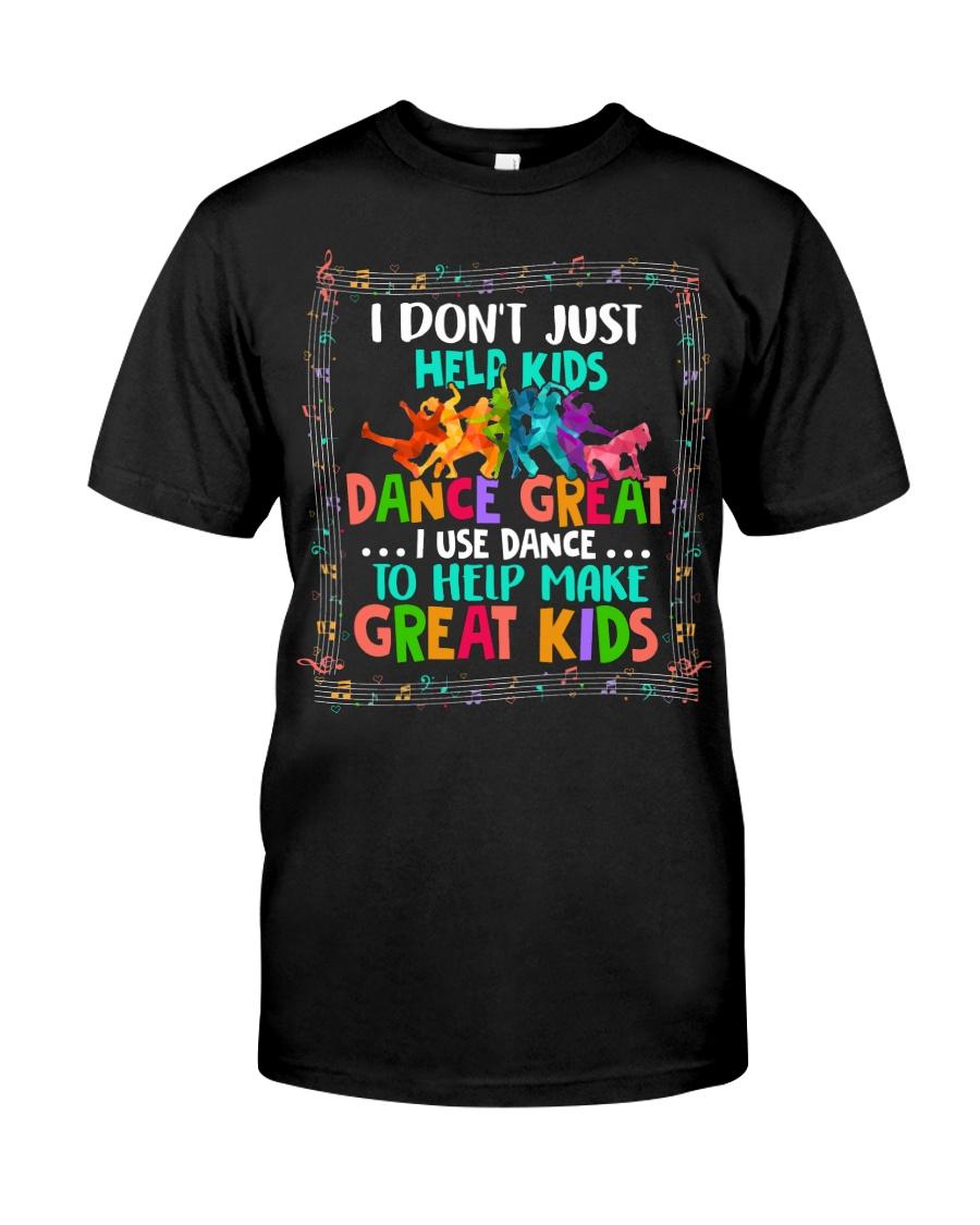 Dance Great Kids Classic T-Shirt