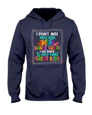 Dance Great Kids Hooded Sweatshirt thumbnail