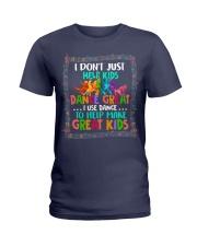 Dance Great Kids Ladies T-Shirt thumbnail