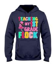 Teaching my 1st grade flock Hooded Sweatshirt thumbnail