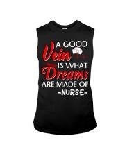 Dreams Are Made Of Nurse Sleeveless Tee thumbnail