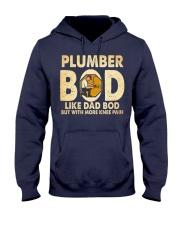 Plumber Bod Hooded Sweatshirt thumbnail