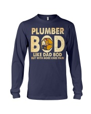 Plumber Bod Long Sleeve Tee thumbnail