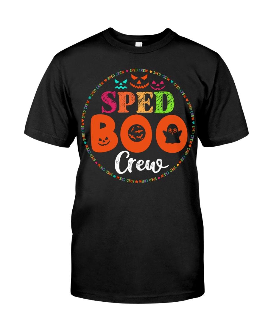 SPED BOO CREW Classic T-Shirt