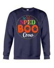 SPED BOO CREW Crewneck Sweatshirt thumbnail