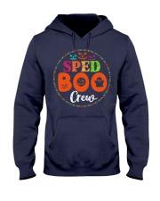 SPED BOO CREW Hooded Sweatshirt thumbnail