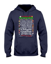 12 DAYS OF TEACHING MATH Hooded Sweatshirt thumbnail