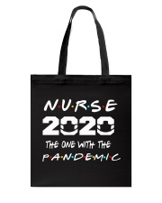 Nurse 2020 Tote Bag thumbnail
