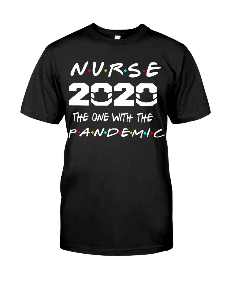 Nurse 2020 Classic T-Shirt