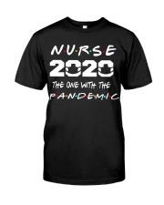 Nurse 2020 Classic T-Shirt thumbnail
