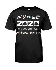 Nurse 2020 Premium Fit Mens Tee thumbnail