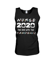 Nurse 2020 Unisex Tank thumbnail