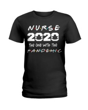 Nurse 2020 Ladies T-Shirt thumbnail