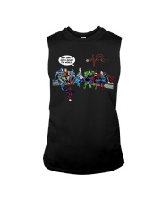 And that's how i saved the world Sleeveless Tee thumbnail