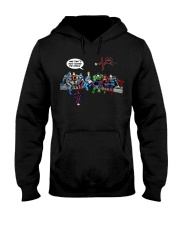 And that's how i saved the world Hooded Sweatshirt thumbnail