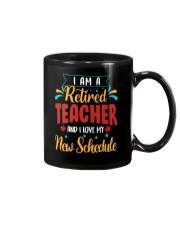 I Am a Retired Teacher Mug thumbnail