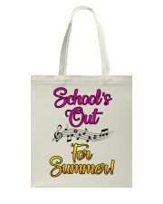 School's out for Summer Tote Bag thumbnail