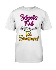 School's out for Summer Classic T-Shirt thumbnail