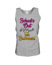 School's out for Summer Unisex Tank thumbnail