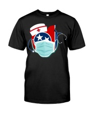 Tennessee Nurses Classic T-Shirt front