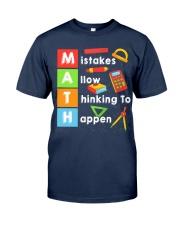 Math Shirt Classic T-Shirt tile
