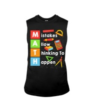 Math Shirt Sleeveless Tee thumbnail