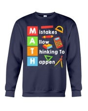 Math Shirt Crewneck Sweatshirt thumbnail