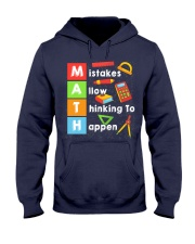 Math Shirt Hooded Sweatshirt thumbnail