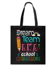 Dream Team Counselors Tote Bag thumbnail