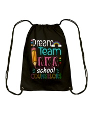 Dream Team Counselors Drawstring Bag thumbnail