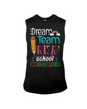 Dream Team Counselors Sleeveless Tee thumbnail