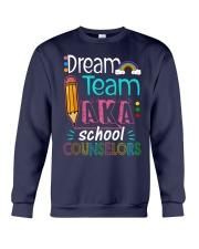 Dream Team Counselors Crewneck Sweatshirt thumbnail