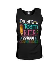 Dream Team Counselors Unisex Tank thumbnail