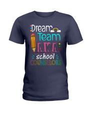 Dream Team Counselors Ladies T-Shirt thumbnail