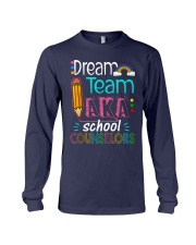 Dream Team Counselors Long Sleeve Tee thumbnail
