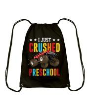 I cust Crushed Preschool Drawstring Bag thumbnail