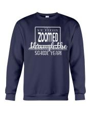 We Really zoomed through the school year Crewneck Sweatshirt thumbnail