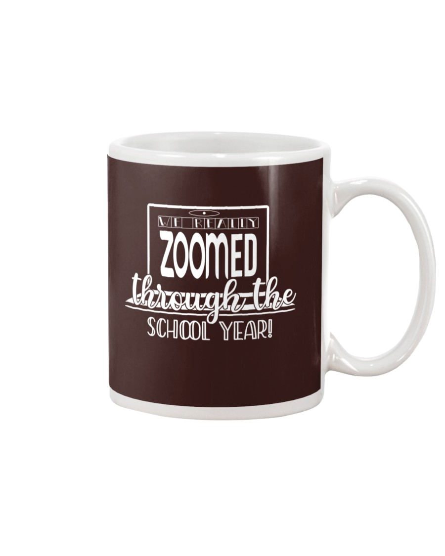 We Really zoomed through the school year Mug