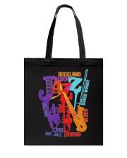 Music Teacher Shirt Tote Bag thumbnail