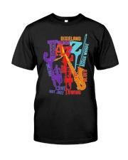 Music Teacher Shirt Classic T-Shirt front