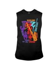 Music Teacher Shirt Sleeveless Tee thumbnail