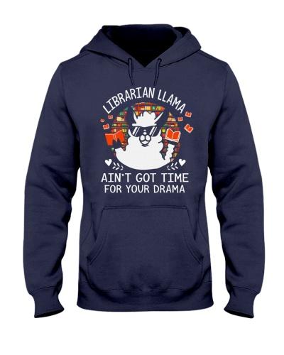 Librarian  Llama